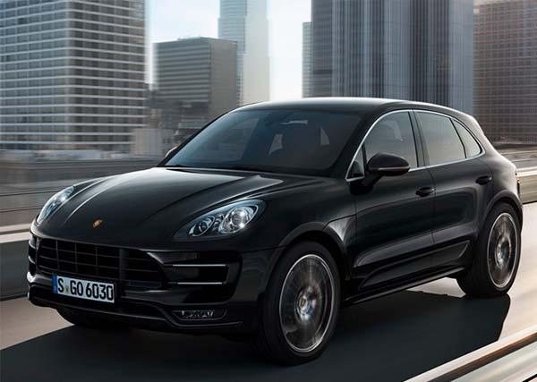 На белорусском рынке стартовали продажи кроссовера Porsche Macan