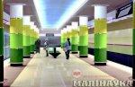 В начале мая откроют просп. Дзержинского и станцию метро «Малиновка»