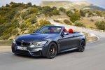 Свежие данные об автомобиле BMW M4 в кузове кабриолет