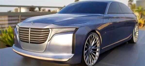 Mercedes-Benz анонсировал новую топовую модель