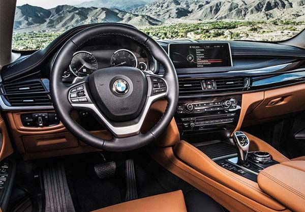 В конце 2014 года на белорусском рынке появится новый BMW X6