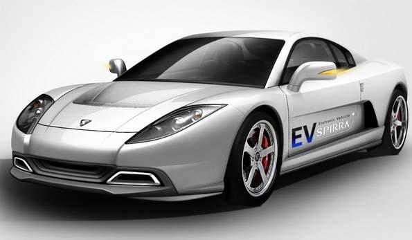 Европейские продажи спортивного автомобиля Spirra из Южной Кореи