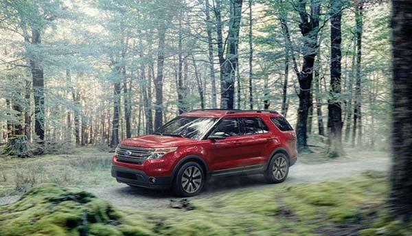 Ford сообщил подробности о рестайлинговом Explorer