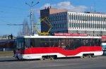 В трамваях Витебска теперь работают видеокамеры