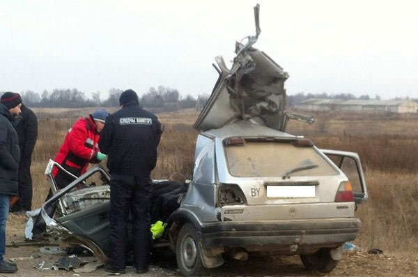 Четверо погибших – результат невнимательности тракториста