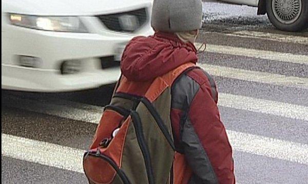 На пешеходных переходах становится небезопасно