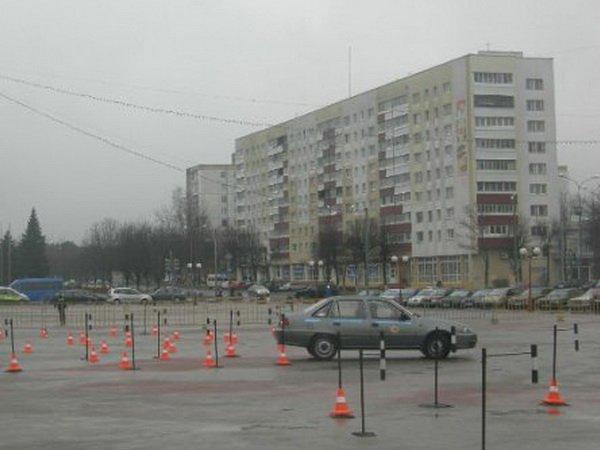 Подведены итоги конкурса для автолюбителей минской области