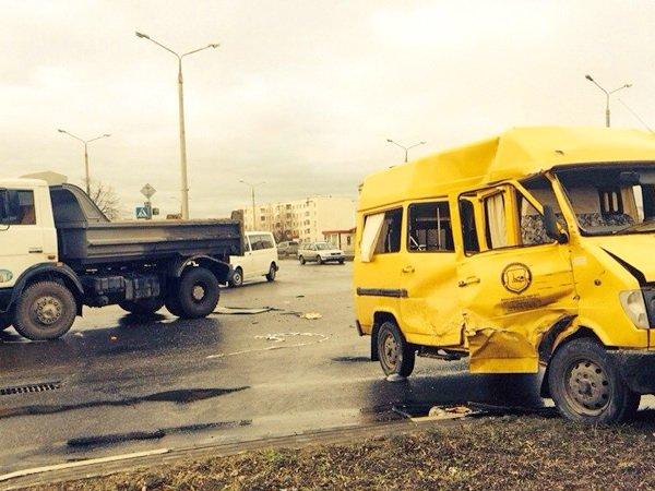 ДТП в Солигорске со смертельным исходом
