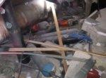 Бак взорвался – гараж обвалился. Двое пострадавших