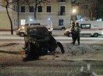 Три ДТП в течение суток на улице Московской в Минске