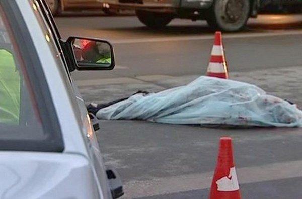 Грузовой Volvo белого цвета в Солигорске насмерть сбил пешехода – водитель скрылся