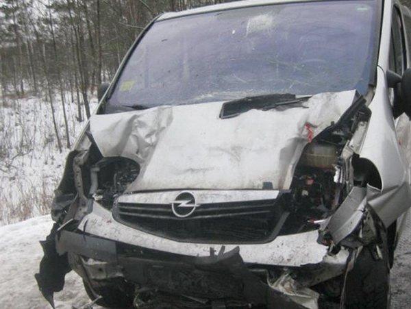 В Быховском районе в ДТП погибло три узбека – видео