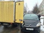 ДТП в Бобруйске на перекрёстке улиц Минской и Пушкина