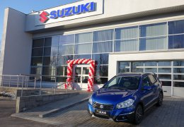 «Ред Моторс» - новый дилер Suzuki в Беларуси