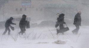 Наступают холода! Белгидромет предупреждает о предпоследнем уровне опасности - оранжевом
