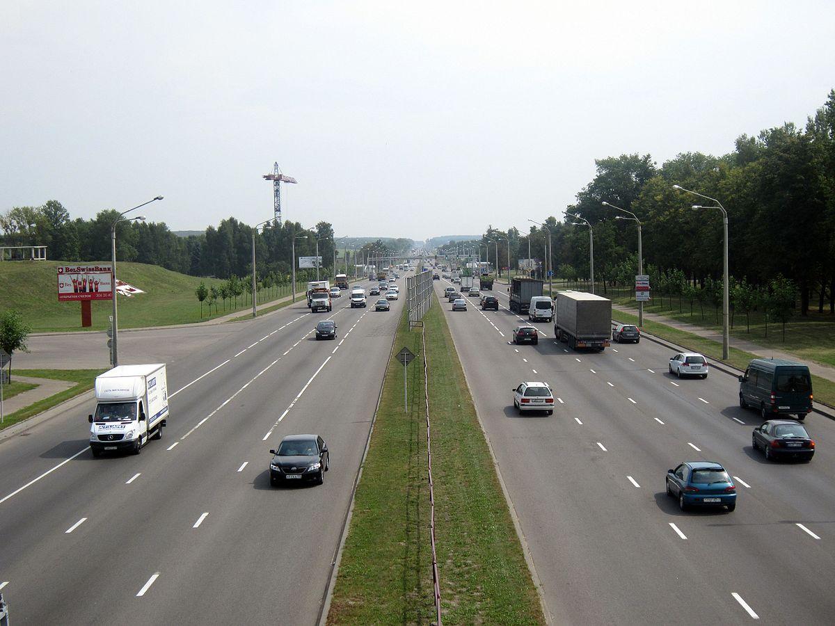 Партизанский проспект в Минске планируется разгрузить