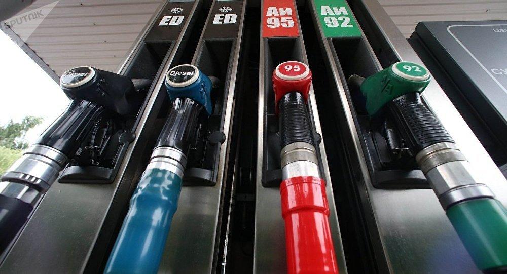 Условия снижения цен на бензин