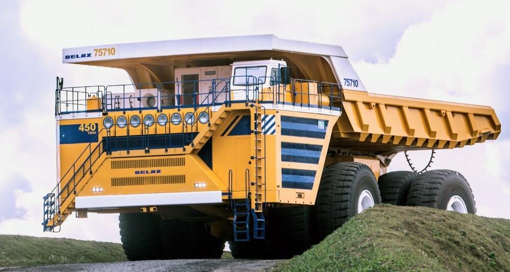 БелАЗ летом запустит серийное производство самосвалов на газовом топливе