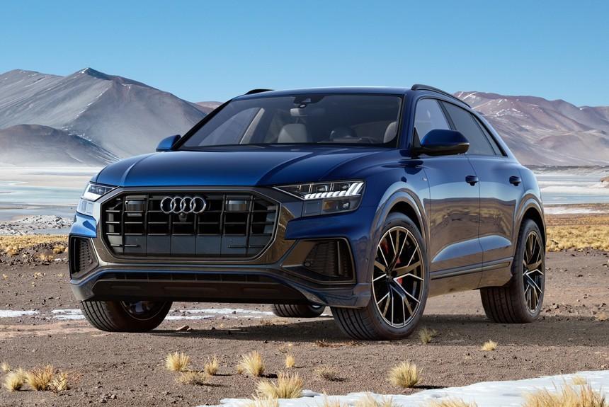 Новинки Audi – уже в Минске. Особенности и цены
