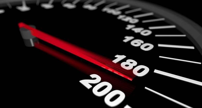 Почти половина административных взысканий в Беларуси – штрафы за превышение скорости