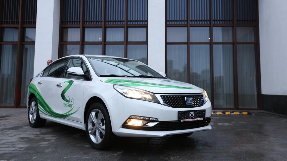 Уже в этом году стартуют массовые продажи белорусско-китайских электромобилей