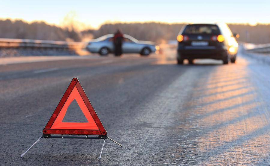 В Гродненской области – перевернувшийся Фольксваген, в Брестской области – смерть водителя Рено.  Две аварии за сутки