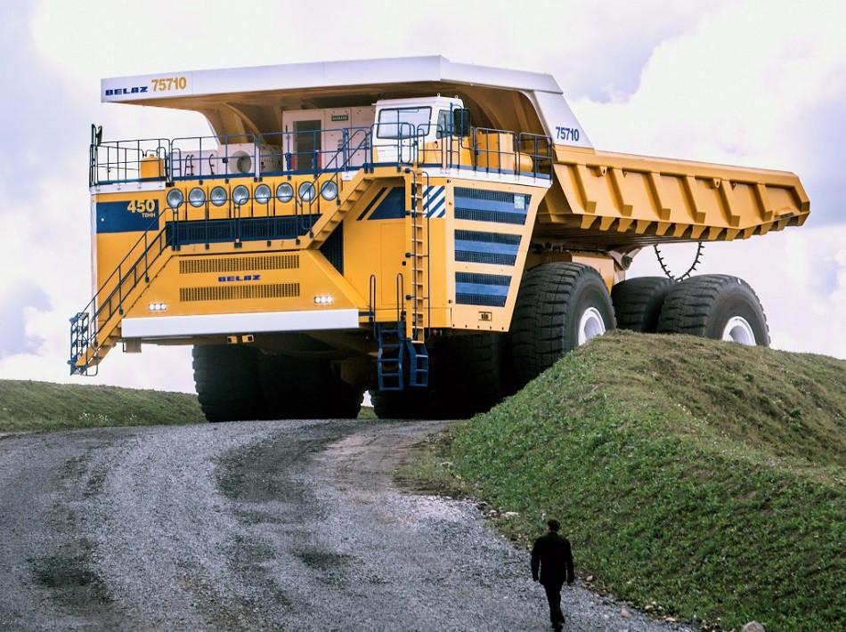 Беларусь нарастила продажи грузовиков, но до большого успеха еще далеко