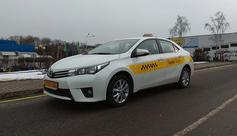 В Беларуси стартовали страховые программы для водителей и пассажиров от «Яндекс.Такси» и Uber