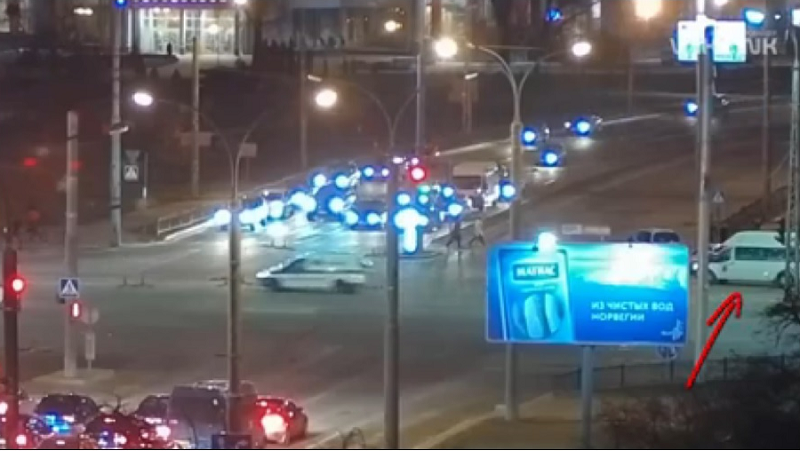 Видео: В Бресте маршрутка убила 11-летнего школьника