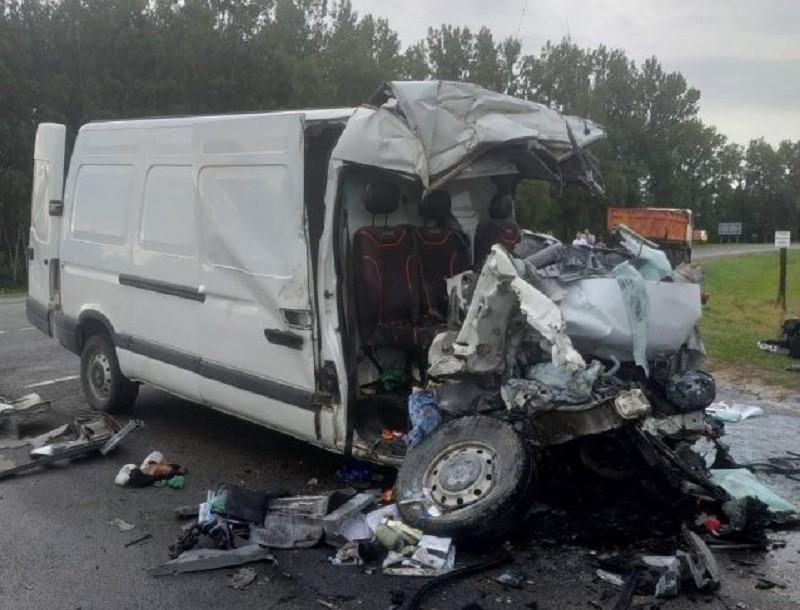Видео: за ДТП, повлекшее смерть целой семьи, водитель получил шесть лет колонии-поселения