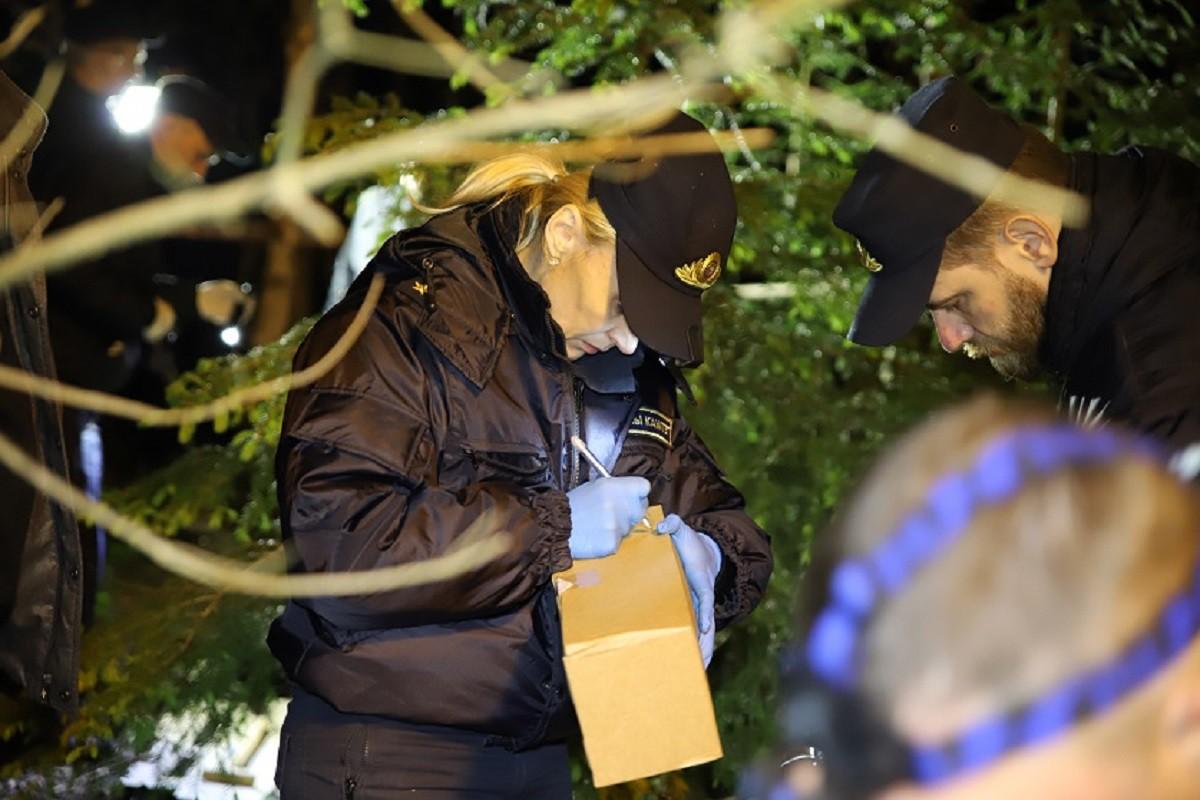Видео: Убийство инспектора ГАИ в Могилеве. Разыскивается автомобиль, в который сел молодой лейтенант
