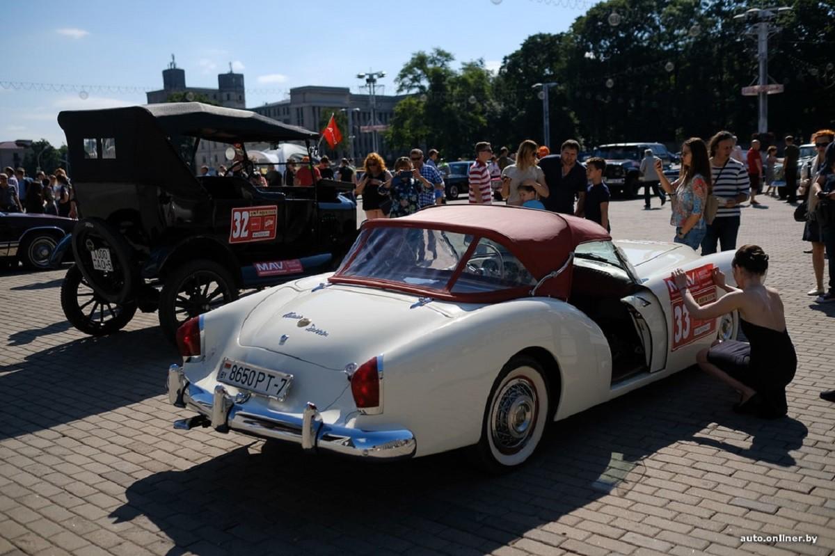 На «Oлдтаймер-ралли» будут впервые представлены авто «Хенкель» и «Мессершмитт»