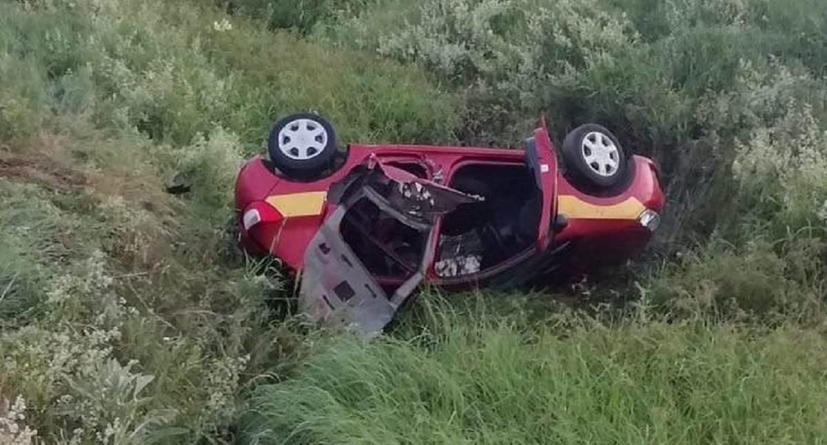 Смертельное ДТП под Чаусами. Пассажир погиб на месте