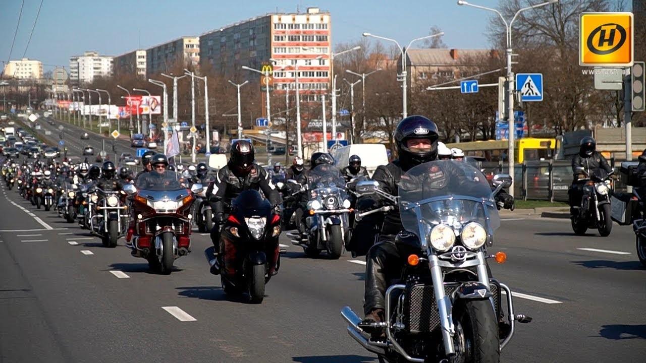 Установка запрещающих знаков для мотоциклистов нецелесообразна. ГАИ ответила на петицию граждан