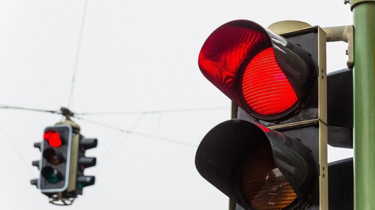 В Гродно проезд на красный начинает фиксироваться камерами