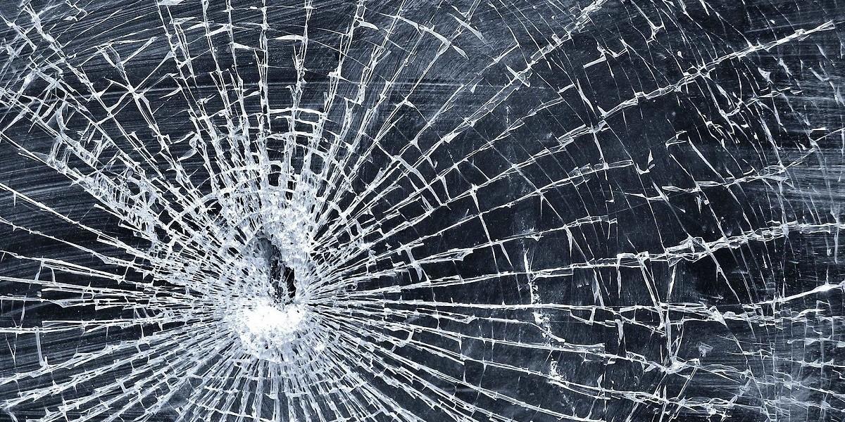 Свалка разбитых лобовых стекол под Гомелем – чьих рук дело?