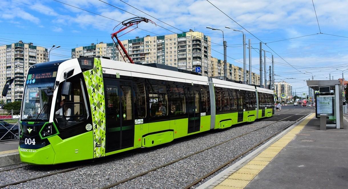 В перспективе трамвайная линия-дублер МКАД соединит все районы Минска