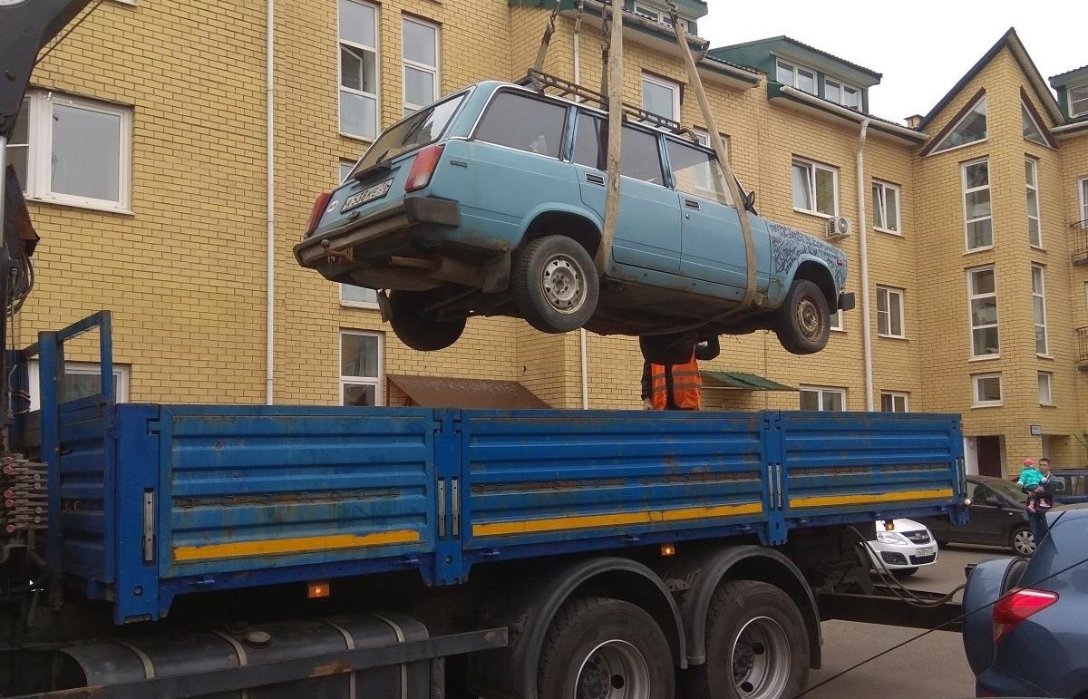 Принудительная эвакуация машин в Минске стала дороже