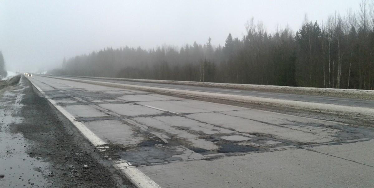 Реконструкция в кредит: Беларусь получит 259 миллионов евро на приведение в порядок трассы М3 и 12 мостов