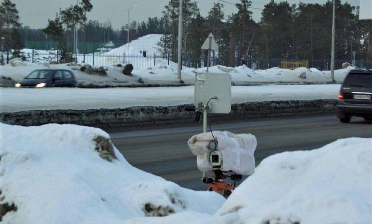Куда исчезли мобильные камеры скорости с дорог Беларуси?
