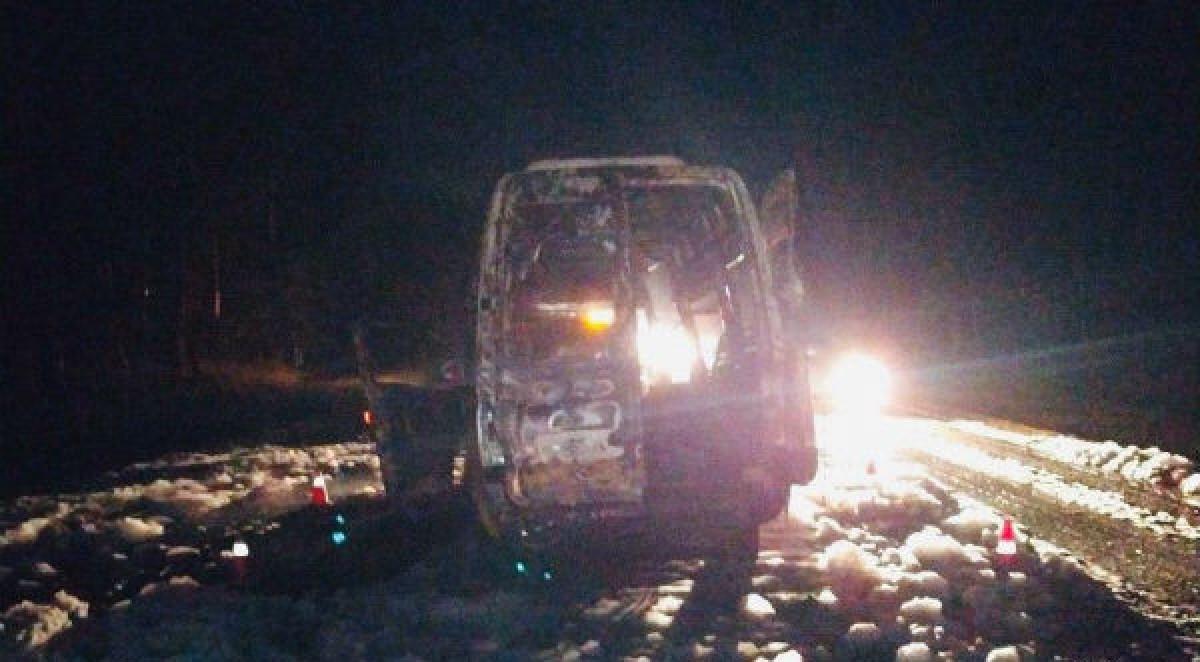 Катастрофа под Могилевом: погибли водитель и 13-летний подросток