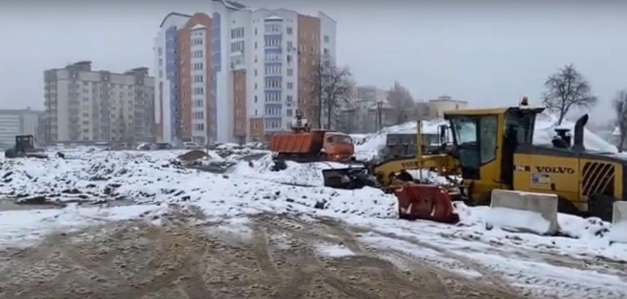 Видео: Шестиполосный проспект и другие новые дороги в Минске. Что обещает «Гордорстрой»?