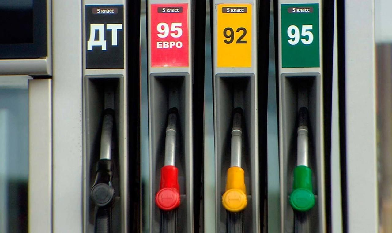 Рост цен на топливо продолжается. С 12 января - плюс 1 копейка