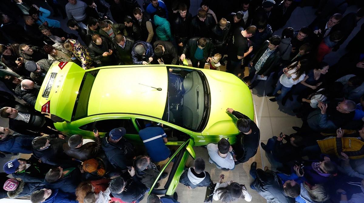 Рынок новых авто в Беларуси показал рост, но динамика явно замедляется