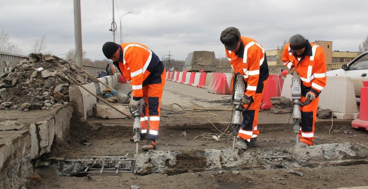 Мост на улице Железнодорожной в Минске откроют 6 марта, а путепровод на Аэродромной – 1 июля