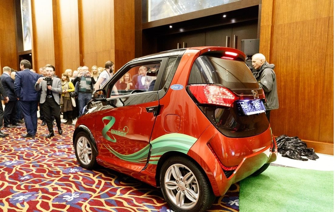 Как будет возмещен НДС при покупке авто с электромотором