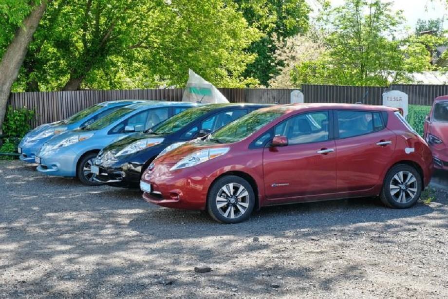 Первый прокат электромобилей в Минске: что можно взять