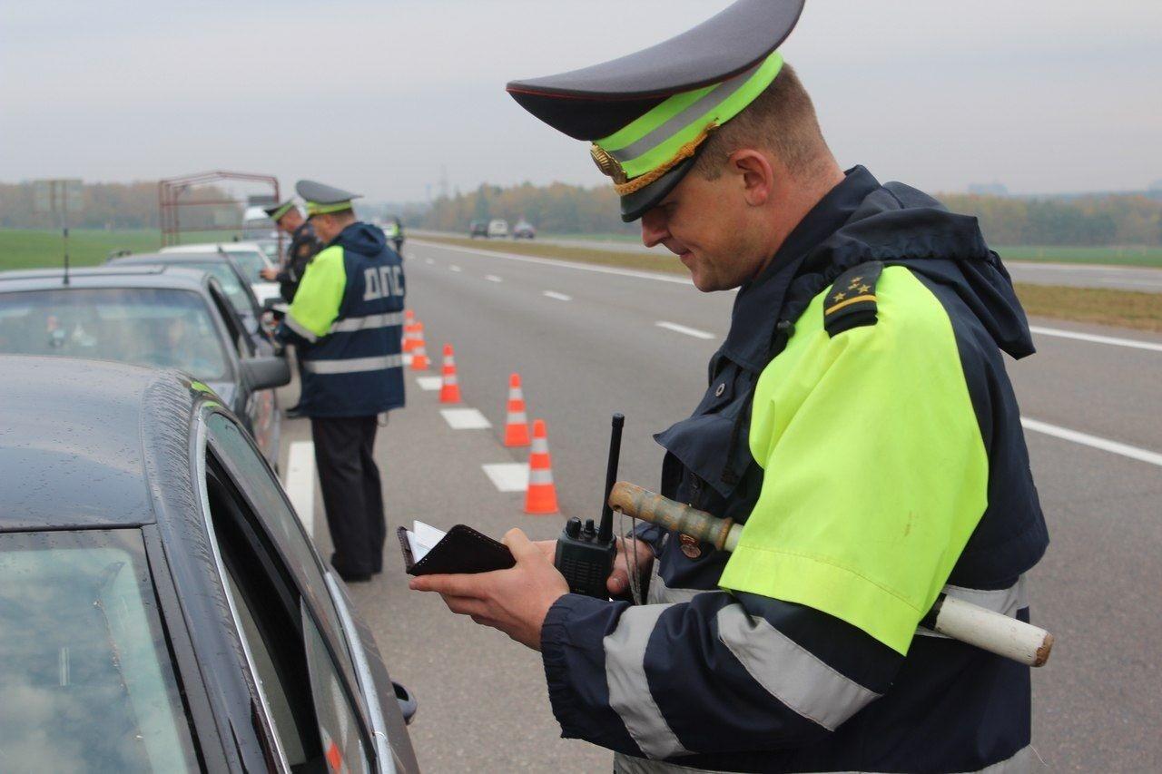 С сегодняшнего дня начинается операция по выявлению нетрезвых водителей