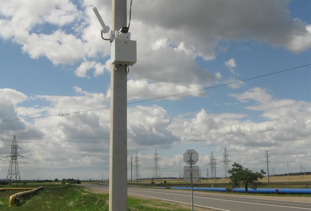 Технические возможности: камеры видеофиксации в Солигорске скоро будут распознавать нарушения по ТО и страховке