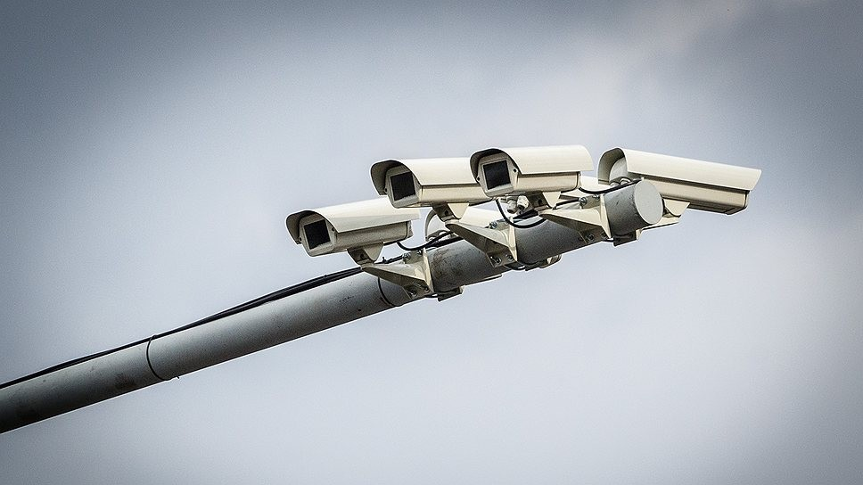 На улицах Минска появились «умные» камеры фиксации скорости